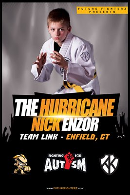 Nick Enzor Yellow - Poster