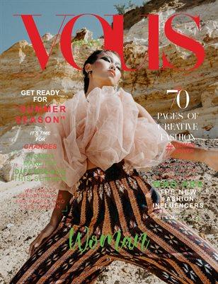 VOUS Magazine | The August Fashion & Beauty Edition | Vol.2 | 2021