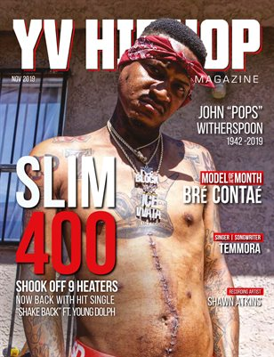 YV Hip Hop Magazine November 2019
