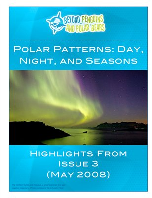 Polar Patterns: Day, Night, and Seasons