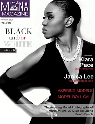 MZNA Premiere issue FALL 2012