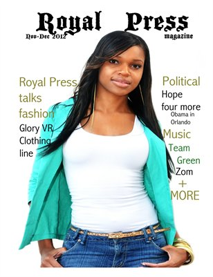Royal Press Magazine issue #3