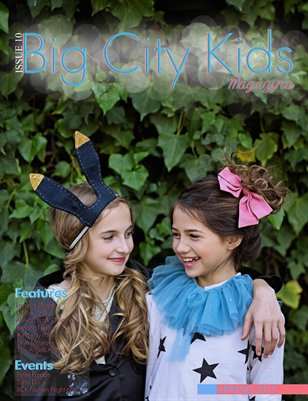 Big City Kids Magazine | Spring 2015