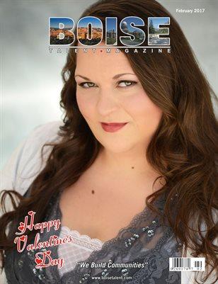 Boise Talent Magazine February 2017 Edition