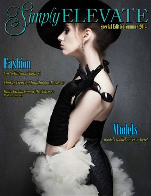 Simply Elevate Fashion & Model Special Edition 2013
