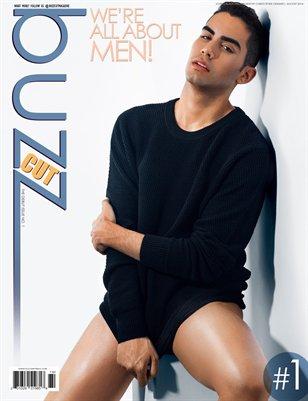 Buzz Cut Debut Book #1 (August 2014)