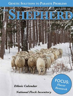 The Shepherd April 2019
