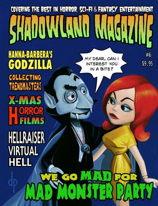 Shadowland Magazine #6