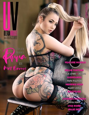 ULTRAVIOLET Magazine: April 2020 Cover One