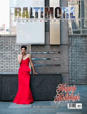 Baltimore Talent Magazine December 2017 Edition