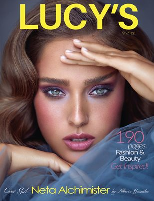 LUCY'S Magazine Vol.42
