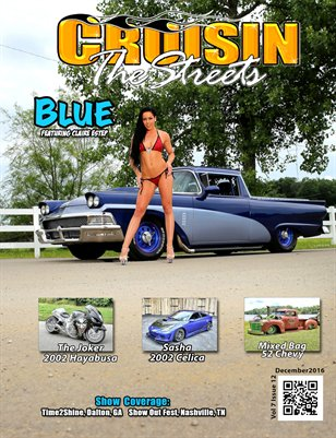 December 2016 Issue, Cruisin the Streets
