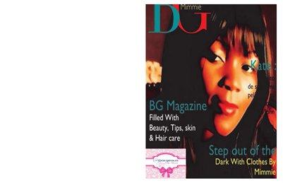Begorgeous Styles magazine & ZBIL profile