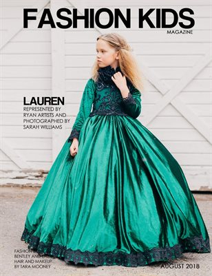 Fashion Kids Magazine | AUGUST 2018