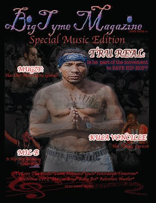 BIGTYME MAGAZINE INDEPENDENT ARTIST ISSUE