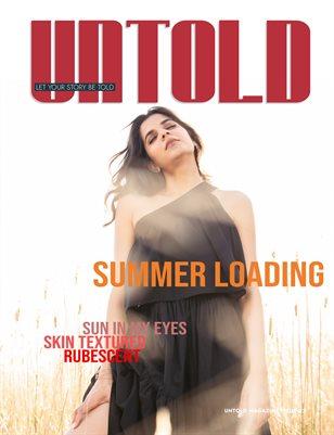 Untold Magazine | Summer Loading I