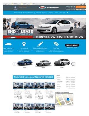 Volkswagen Passat in Columbus