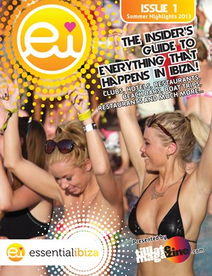 Essential Ibiza Magazine