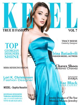 KEEL MAGAZINE Volume 7