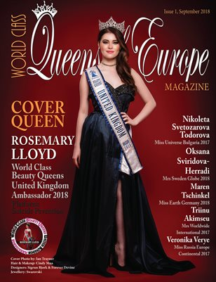 World Class Queens of Europe Magazine