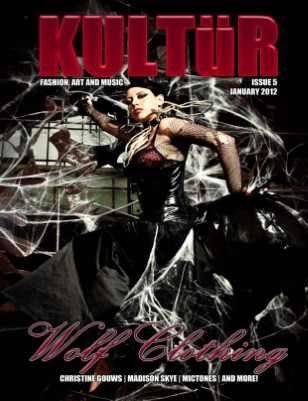 Kultur - Issue 5 - January 2012