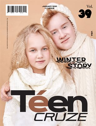JANUARY 2021 Issue (Vol: 39) | TÉENCRUZE Magazine