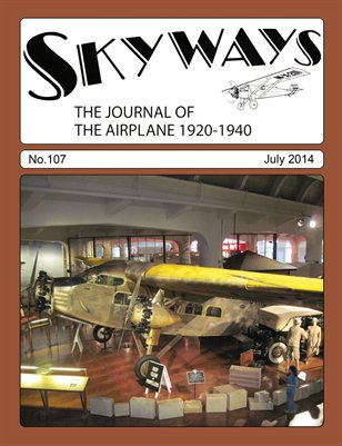 Skyways #107 - July 2014
