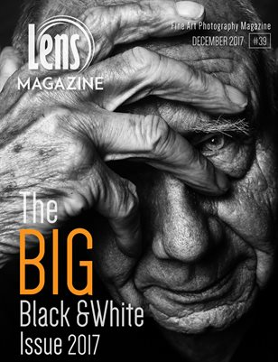 Lens Magazine Issue #39 The BIG Black & White Issue