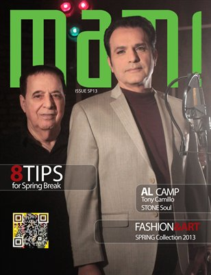 MAMi  Magazine Spring 2013 3rd Edition Al Camp