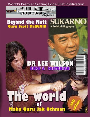 Silat Today Issue March 2012 # 3