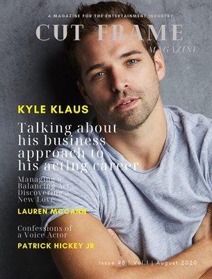 Cut Frame Magazine - August 2020