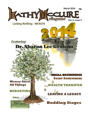 March 2014 Issue - Dr. Sharon Lee Graham