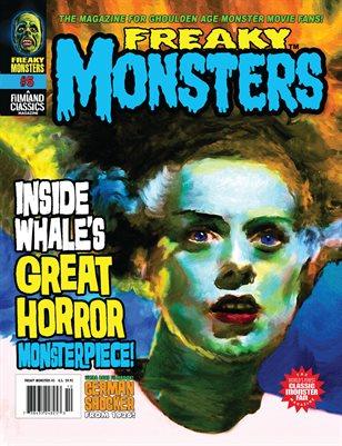 Freaky Monsters #05