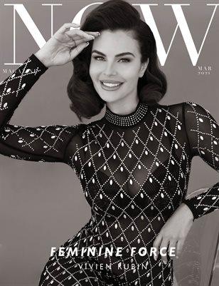 NOW Magazine March 2021 Issue Vivien Rubin