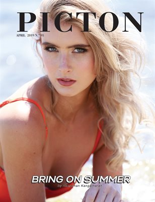 Picton Magazine APRIL 2019 N91 Cover 2