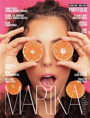 MARIKA MAGAZINE PORTFOLIO (ISSUE 880 - MAY)