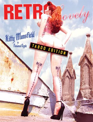 Taboo Edition No.14 – Kitty Mansfield Cover