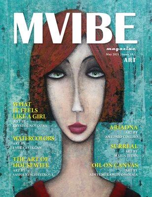 MVIBEmagazine May 2021 issue 19.1 Art
