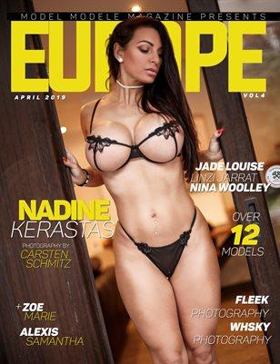 Europe Volume 4 (Nadine)