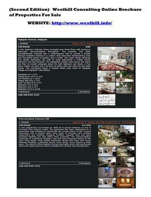 (Second Edition)   Westhill Consulting Online Brochure of Properties For Sale