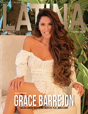 LATINA Magazine - GRACE BARREJON - Aug/2020 - #59