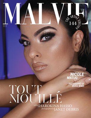 MALVIE Magazine The Artist Edition Vol 144 February 2021
