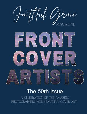 50. The Front Cover Artists Issue