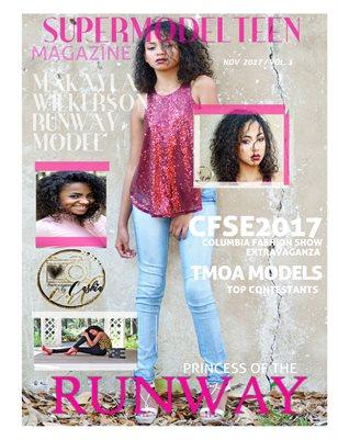 SuperModelTeenMagazine Vol. 1