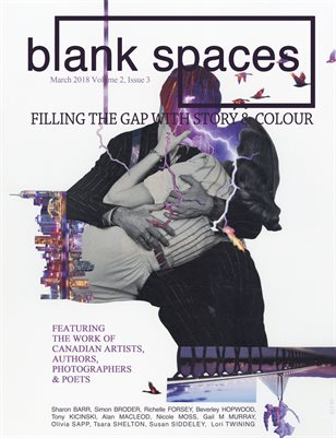Blank Spaces March 2018