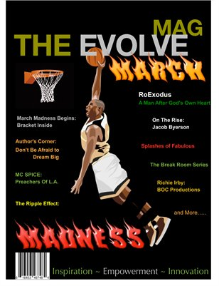 The EvolveMag March 2014