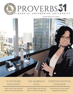 Proverbs 31 Financial Enterprise University