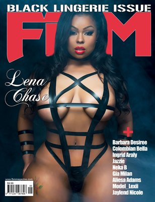 FBM Black Lingerie Issue