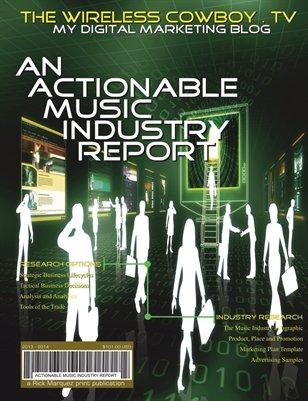 WPLV24-TV : Digital Marketing Report for the Music Industry 2014
