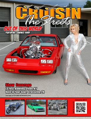 January 2017 Issue, Cruisin the Streets